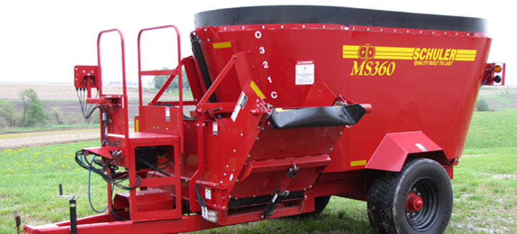 Darren Long Farms & Feed Mixer Service
